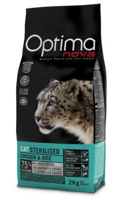 Obrázek OPTIMAnova Cat Sterilised 2 kg
