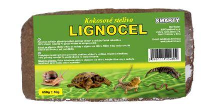 Obrázek Kokosové stelivo LIGNOCEL cca 650 g