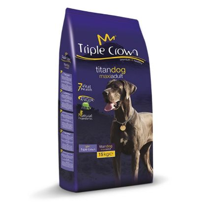Obrázek Triple Crown Dog Adult Maxi Titan 15 kg