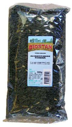 Obrázek Slunečnice černá Biostan 500 g