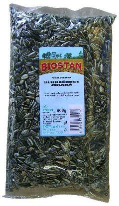 Obrázek Slunečnice žíhaná Biostan 500 g