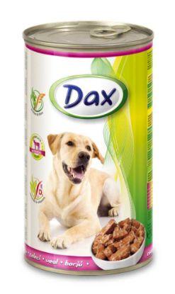 Obrázek Dax Dog kousky telecí 1240 g