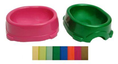 Obrázek Miska plast ovalná 0,25 l