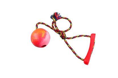 Obrázek Přetahovadlo míč na šňůře 6 cm