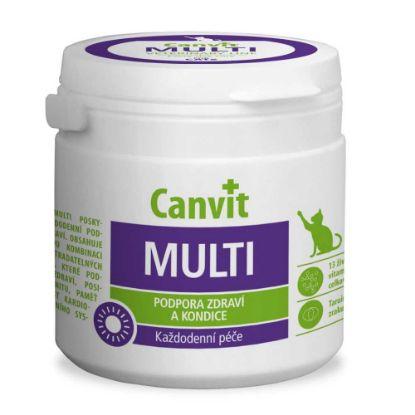 Obrázek Canvit MULTI kočka 100 g