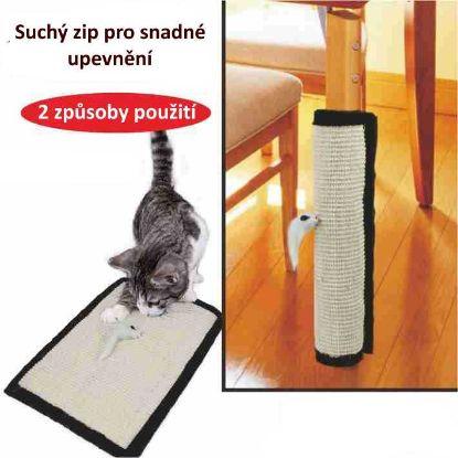 Obrázek Škrábadlo na nohu stolu/židle