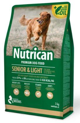 Obrázek Nutrican Dog Senior & Light 3 kg
