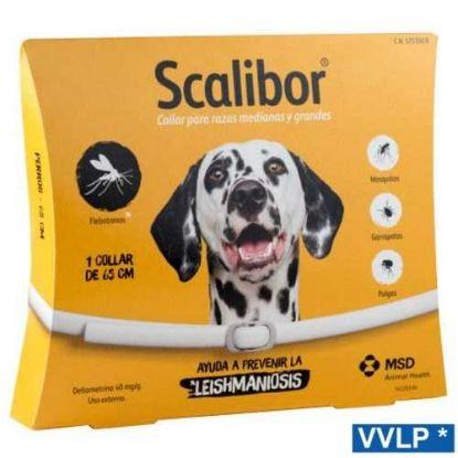 Obrázek Scalibor antiparazitní obojek pes 65 cm