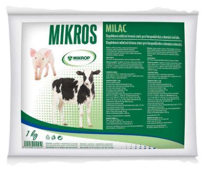 Obrázek MILAC sušené mléko 1 kg