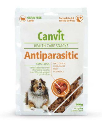 Obrázek Canvit SNACKS Anti-Parasitic 200 g