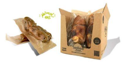 Obrázek Serrano Half Mega Meaty Ham Bone - poloviční obří šunková kost cca 550 g (2 ks)