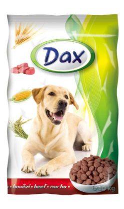 Obrázek Dax Dog granule hovězí 10 kg