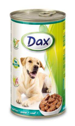 Obrázek Dax Dog kousky zvěřinová 1240 g