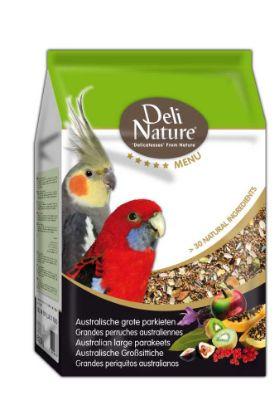 Obrázek Deli Nature 5 Menu australský papoušek 2,5 kg