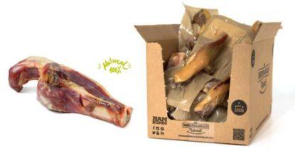 Obrázek Serrano Half Ham Bone and Knuckle - poloviční šunková kost a kloub cca 200 g