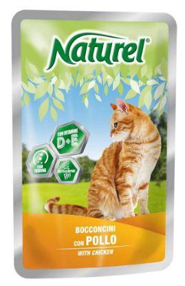 Obrázek Naturel Cat Chicken, kapsička 100 g
