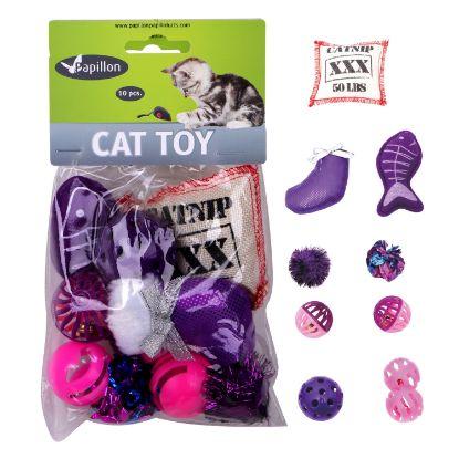 Obrázek Hračka kočka mix (10 ks)