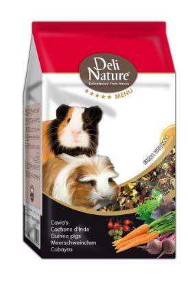 Obrázek Deli Nature 5 Menu morče 2,5 kg