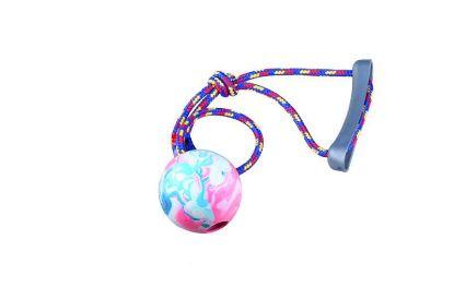 Obrázek Přetahovadlo míč na šňůře 7 cm
