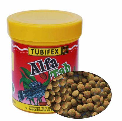 Obrázek Tubifex Alfa Tab (ryby na dně) 125 ml