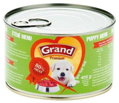 Obrázek Grand Premium Dog Junior masová směs 405 g