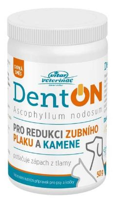 Obrázek Vitar veterinae DentON (redukce zubního kamene) 50 g