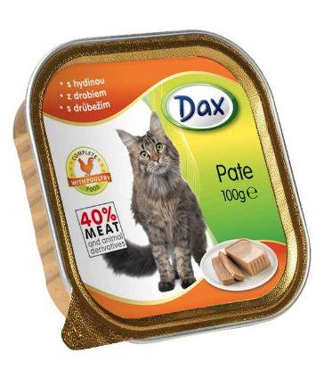 Obrázek Dax Cat vanička drůbeží 100 g