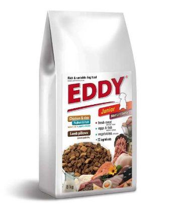 Obrázek Eddy Dog Junior Medium breeds 8 kg