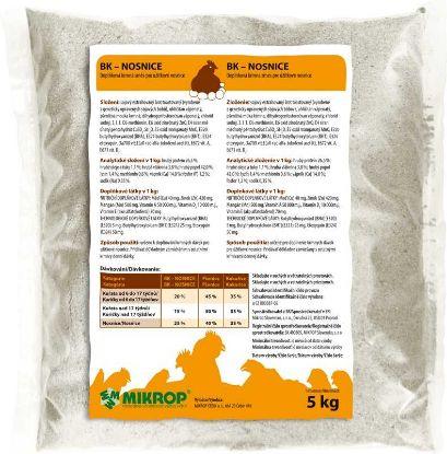 Obrázek MIKROP nosnice 5 kg