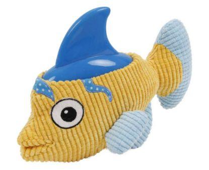 Obrázek Plyšová hračka s gumou Ryba