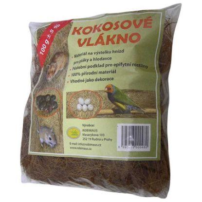 Obrázek Kokosové vlákno Robimaus
