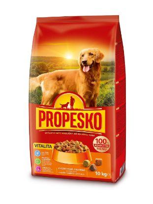 Obrázek PROPESKO Dog Vitality, granule 10 kg