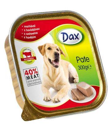 Obrázek Dax Dog vanička hovězí 300 g