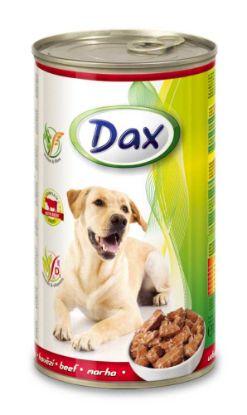 Obrázek Dax Dog kousky hovězí 1240 g