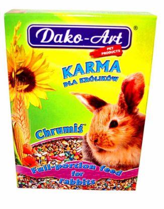 Obrázek Krmivo králík Dako 500 g