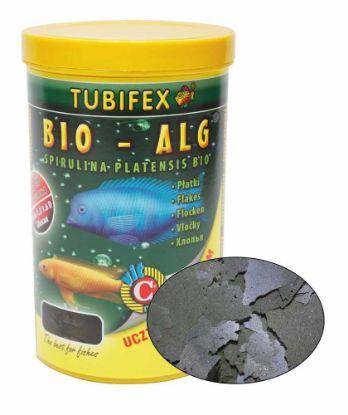 Obrázek Tubifex Bio Alg (býložravé ryby) 250 ml