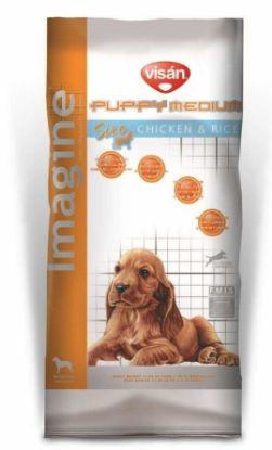 Obrázek Imagine Dog Puppy Medium 3 kg