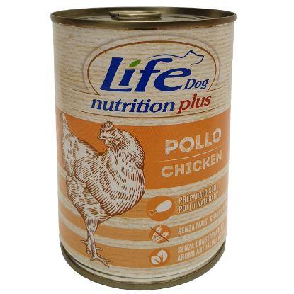 Obrázek LifeDog Chicken chunks 400 g