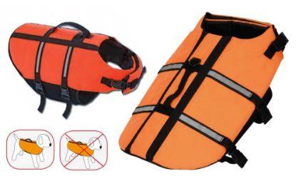 Obrázek Záchranná/plovací vesta pes M 35 cm