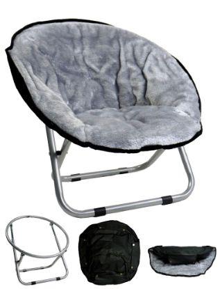 Obrázek Relaxační křeslo šedá