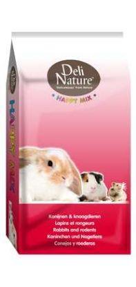 Obrázek Deli Nature Happy mix králík 15 kg
