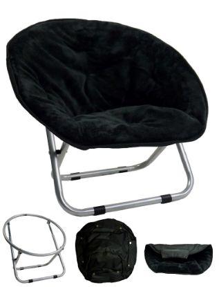 Obrázek Relaxační křeslo černá