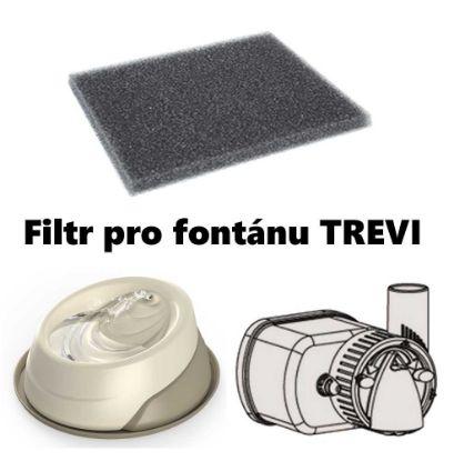 Obrázek Fontána filtr náhradní (4 ks)