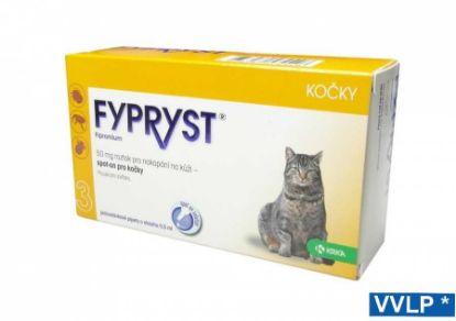 Obrázek Fypryst spot-on kočka