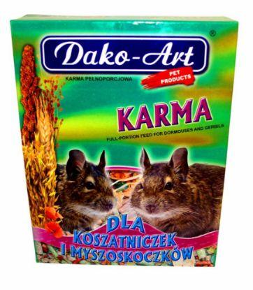 Obrázek Krmivo osmák Dako 1 kg