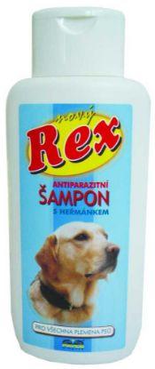 Obrázek Rex šampon antiparazitní 250 ml