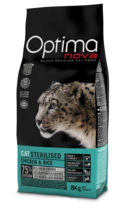 Obrázek OPTIMAnova Cat Sterilised 8 kg