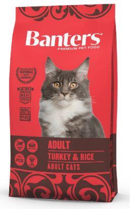 Obrázek Banters Cat Adult Turkey & Rice 8 kg