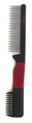 Obrázek Hřeben dvoustranný zuby/trimovač Vanity