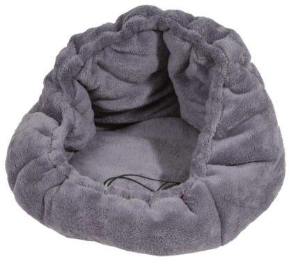 Obrázek Stahovací pelíšek Adriana 40 cm šedý